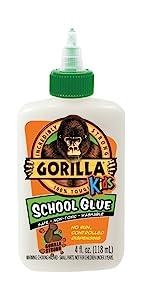 Gorilla Kids School Glue