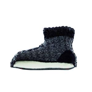 haflinger slipper boots