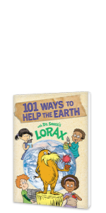 101 Ways to Help the Earth with Dr. Seuss's Lorax earth day books for kids recycle earth day books