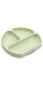 authentic silicone suction plate