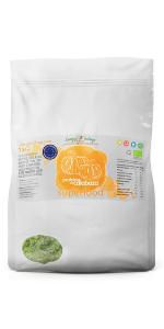 Energy Feelings Proteína de Cáñamo Eco - 1000 gr: Amazon.es ...