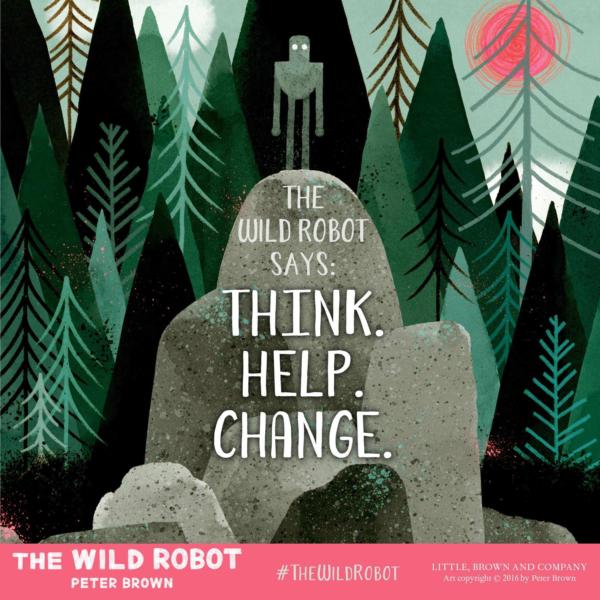 Image result for the wild robot