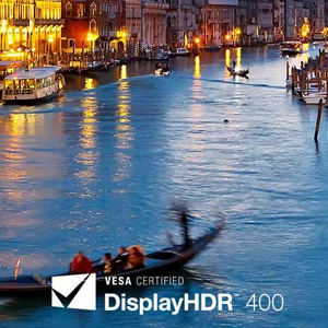 VESA DisplayHDR 400