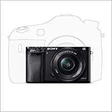 oled viewfinder, electronic viewfinder, mirrorless camera, sony alpha, camera with oled screen