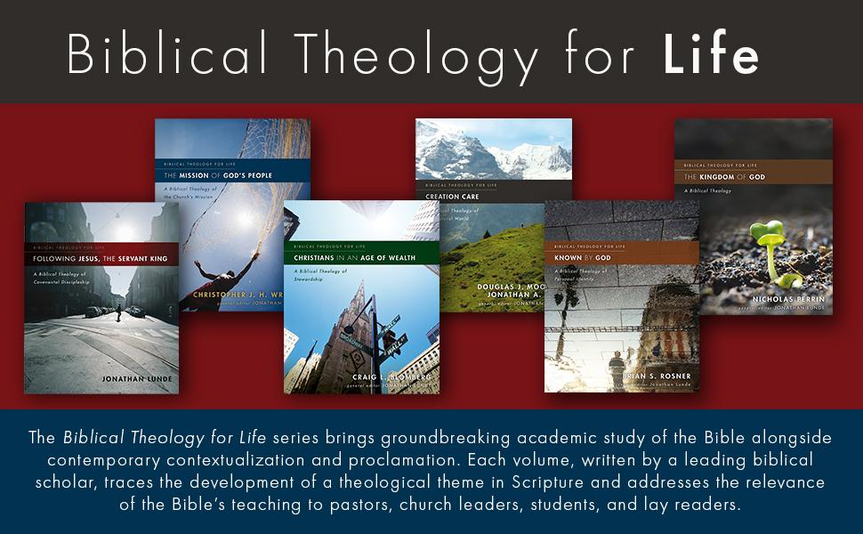 Biblical Theology, Series, Bible, Study, Christiantiy