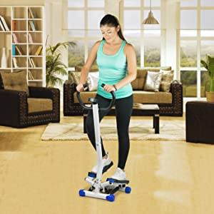 mini stepper master, slalom machine, pivot exercise, rehab walker, recovery machine, stair stepper,