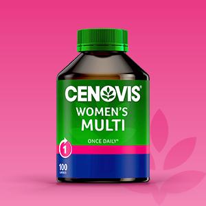 Cenovis ; Cenovis multivitamins; Cenovis multivitamin for women; Cenovis mineral supplements