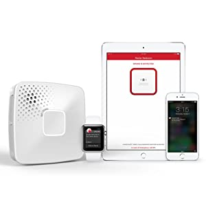 Wi-Fi and Apple HomeKit-Enabled for Unparalleled Protection