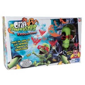 IMC Toys Cazafantasmas Evolution (Distribución 96318): Amazon.es ...