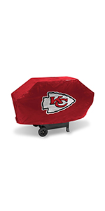 grill cover, bbq accessories, bbq, grill, grill accessories, NFL, kc chiefs, chiefs, kansas city