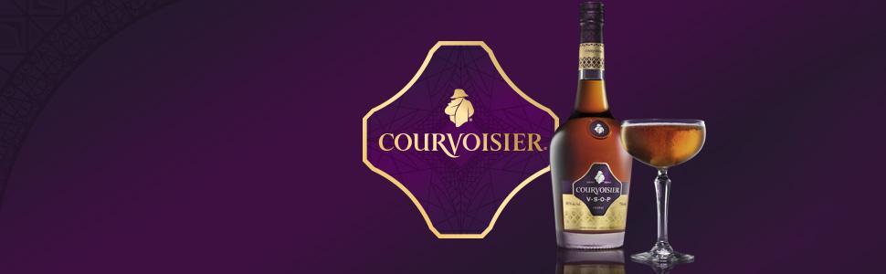 Courvoisier VSOP Cognac, 40% - 700 ml