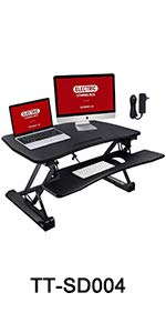 """36"""" Electric Standing Desk"""