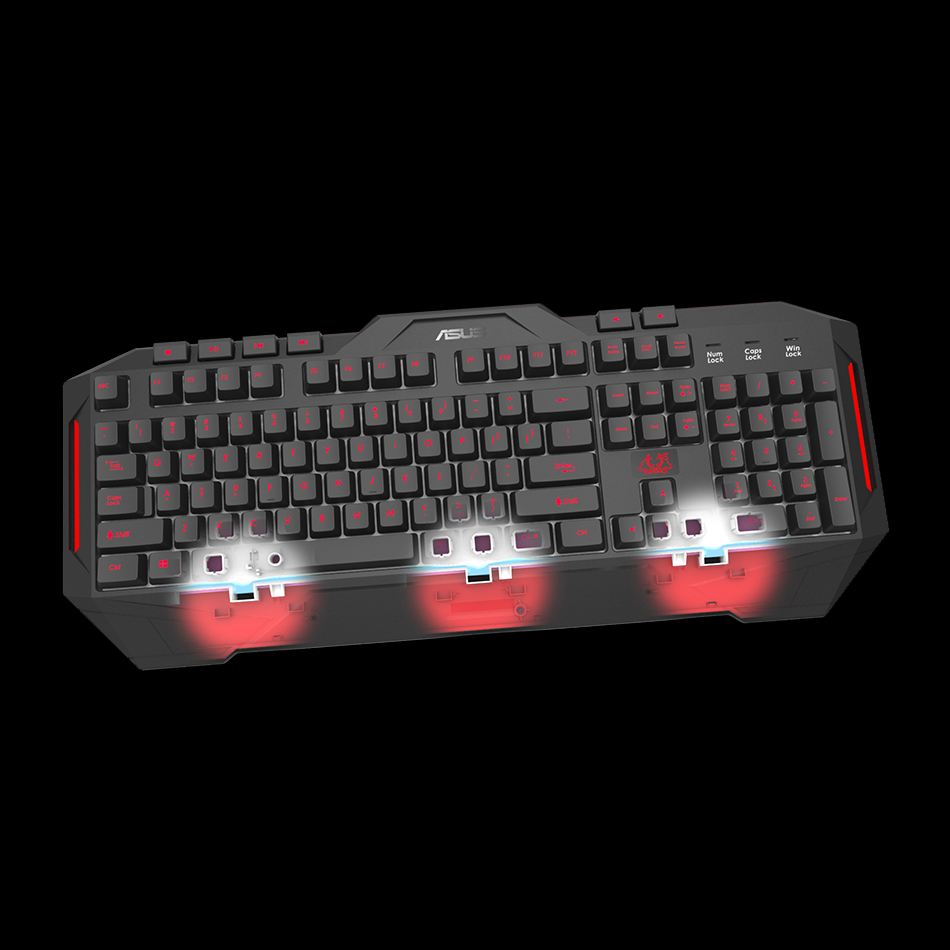 cerberus keyboard how to change colour