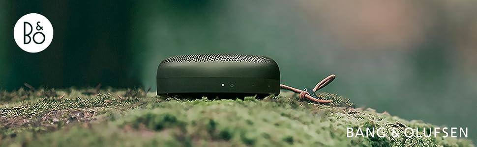 Bang & Olufsen Beoplay A1 Wireless Bluetooth Speaker