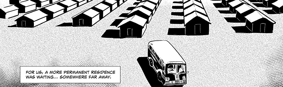 george takei they called us enemy internment camp japanese american world war two graphic novel idw