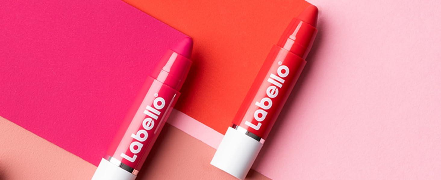 labello lippenstift pflegestift lippenpflege