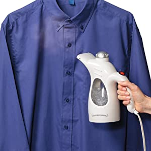 steamer concair fabric steam handheld hand held steamers garment sunbeam shark