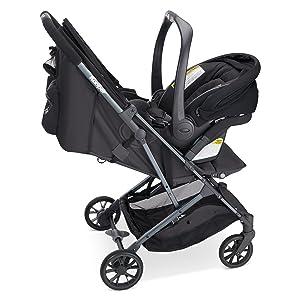 Amazon.com : Joovy Kooper Stroller, Glacier : Baby