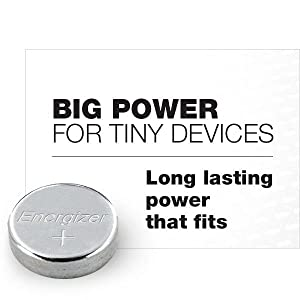 . Long lating power that fits. Watch battery. Specilaty battery
