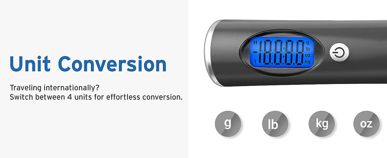 Unit Conversion