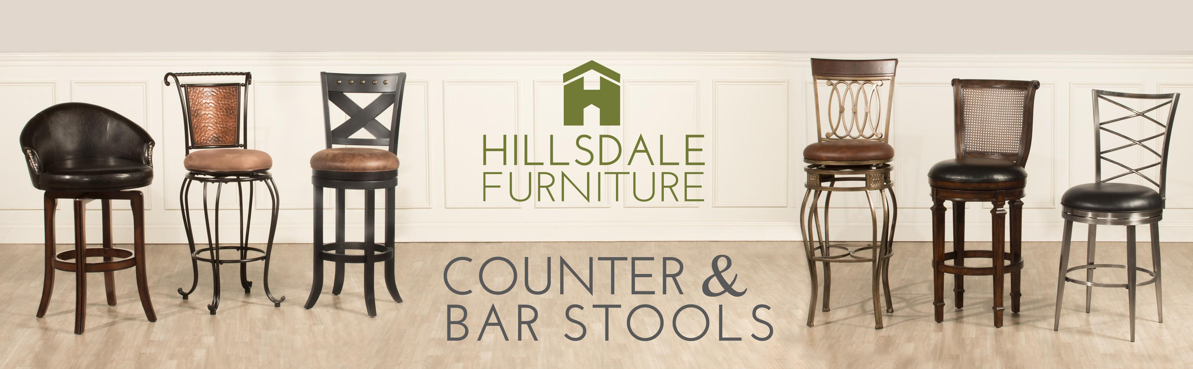 Amazon Hillsdale Furniture Brookside Diamond Back Swivel