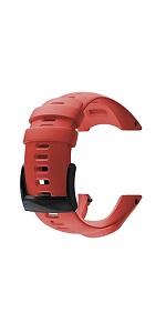 スント(SUUNTO) 交換ストラップ アンビット3 スポーツ/アンビット3 ラン/アンビット2 S/アンビット2 R 対応