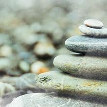Health, rocks, gratitude