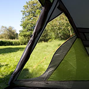coleman tent 3 darwin thick groundsheet tents for person easy erect uv
