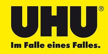 UHU, logo