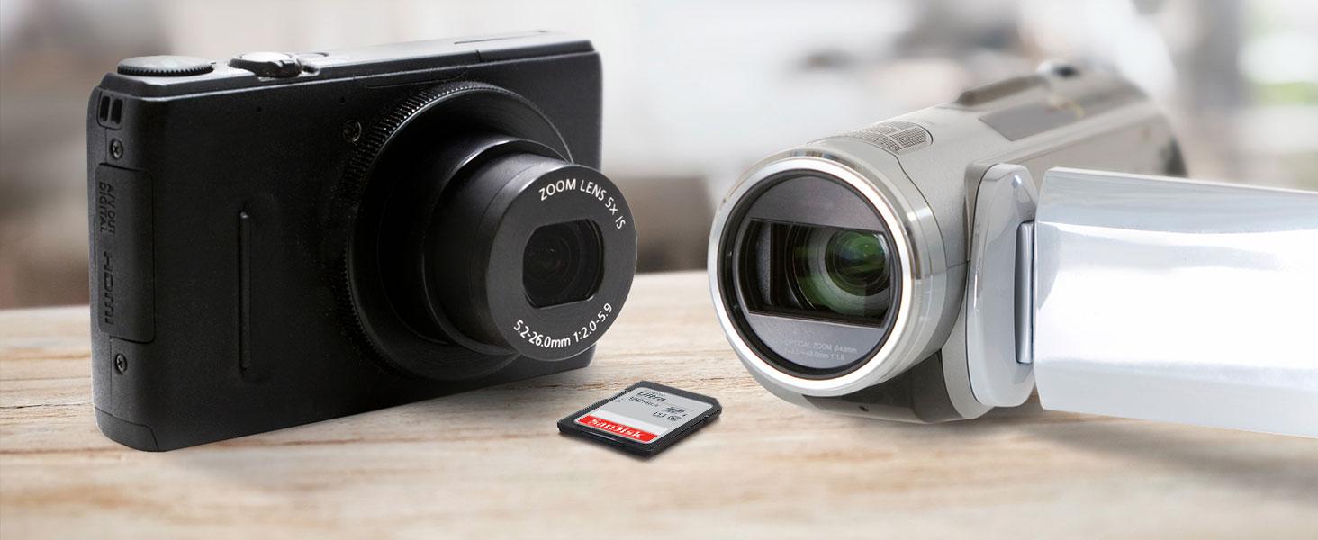 SanDisk Ultra SD 128mb Card
