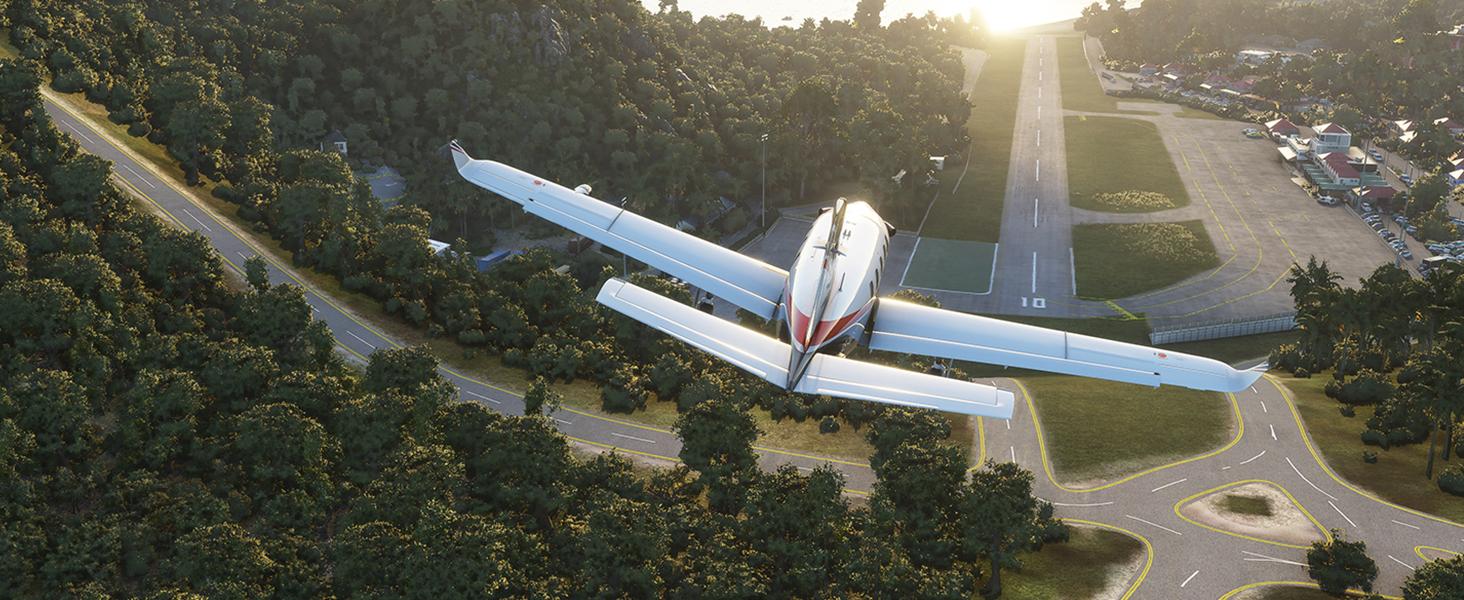 Windows Xbox Flight Simulator 2020 Microsoft 8