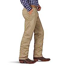 Wrangler Flat Front Casual Pants