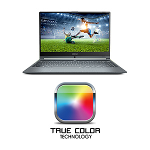 true color