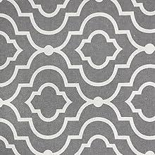 linen fabric / pattern fabric / mid century modern / pattern / geometrical pattern