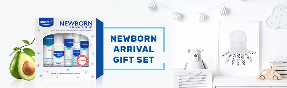 Mustela Newborn Arrival Set