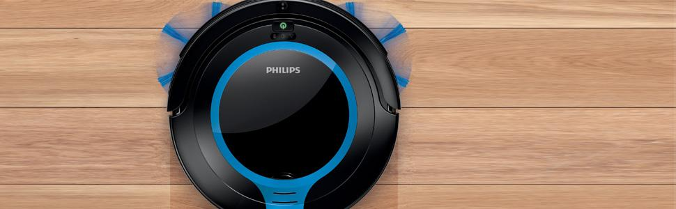Philips FC8700/01 Robot aspirador con diseño compacto 6 cm ...