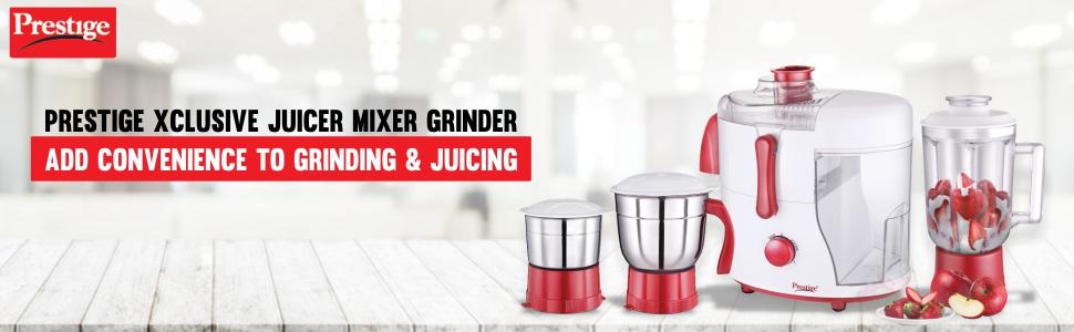 Prestige Xclusive Juicer Mixer Grinder