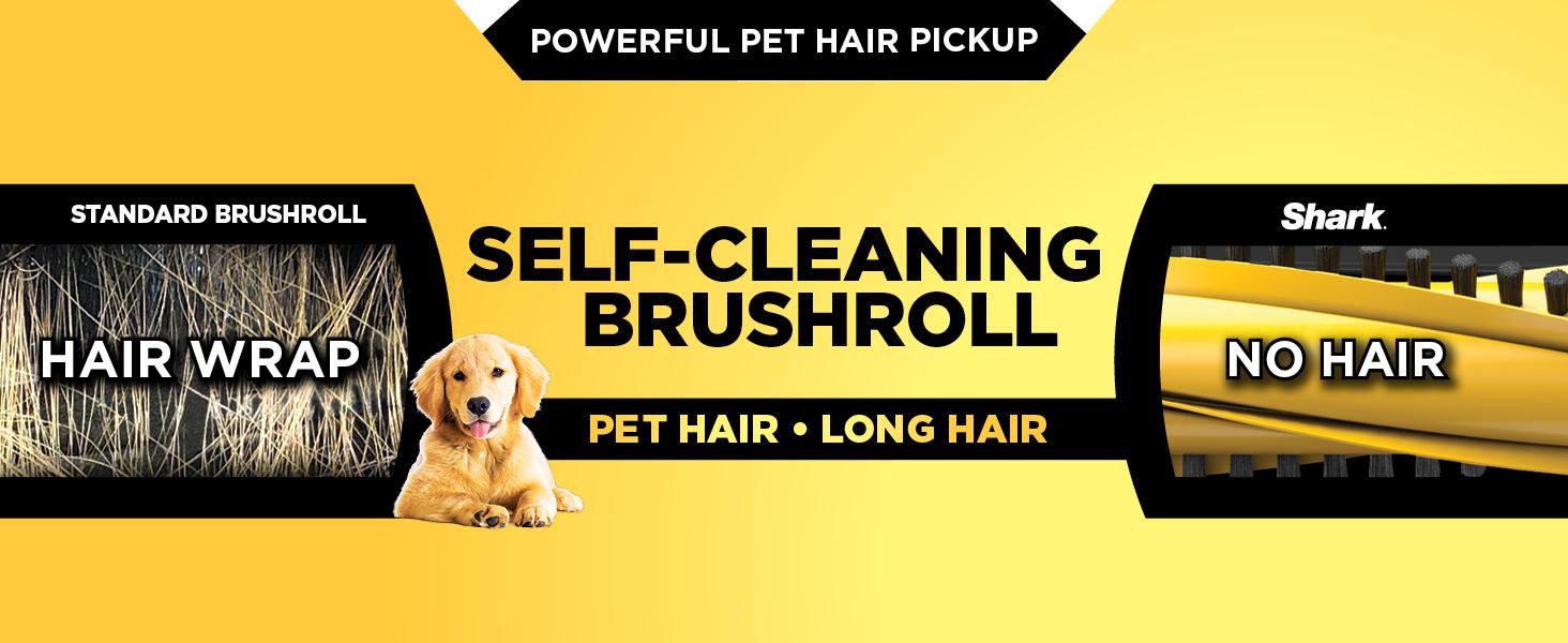 self cleaning brushroll, no hair wrap, pet hair vacuum, pet vacuum, pet vacuum cleaner