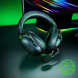 Razer Black Shark Gaming Audio Esports Headset