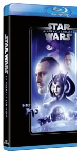 star wars la amenaza fantasma dvd