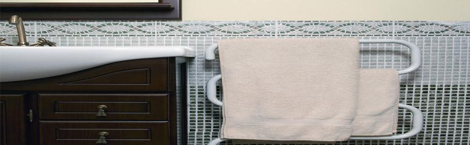 calefactor de toallas jocca