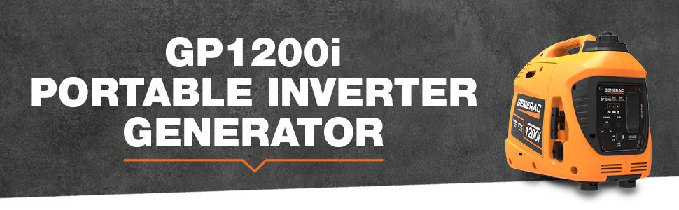 Generac 1200i