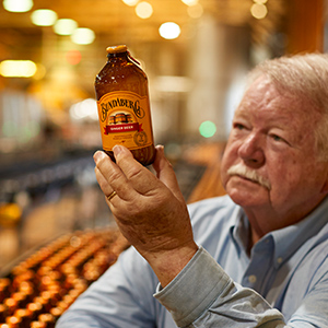 cliff fleming - bundaberg ginger beer founder