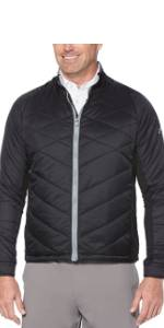 Long Sleeve Performance Quilted Jacket