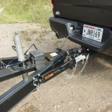 CURT Sway Control Kit A-Frame Trailer