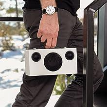 Audio Pro, Addon, C3, Wireless Speaker, Carry, Bluetooth. Portable, Scandinavian, White, Smart