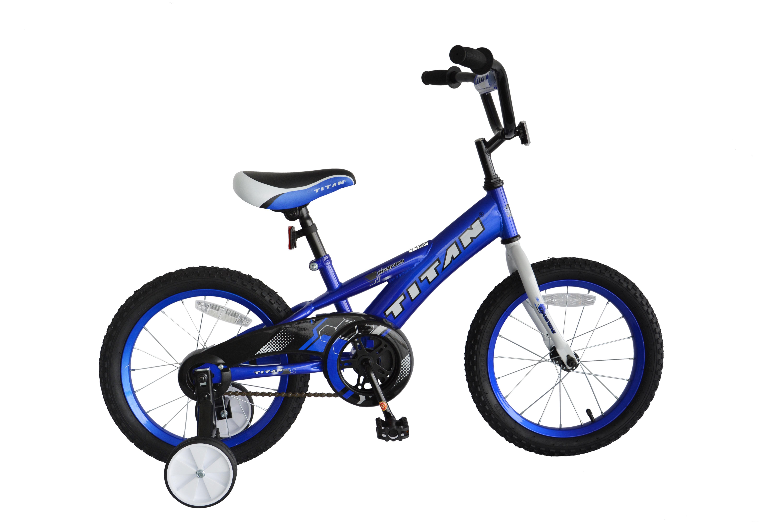 Titan Champion Deluxe Boys Bmx Bike With 16 Wheels