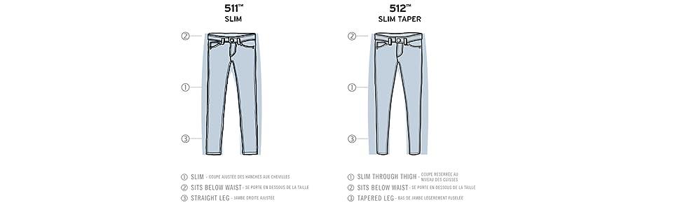 7517fbc8be9 Levi's Kids Boy's Jeans: Amazon.co.uk: Clothing