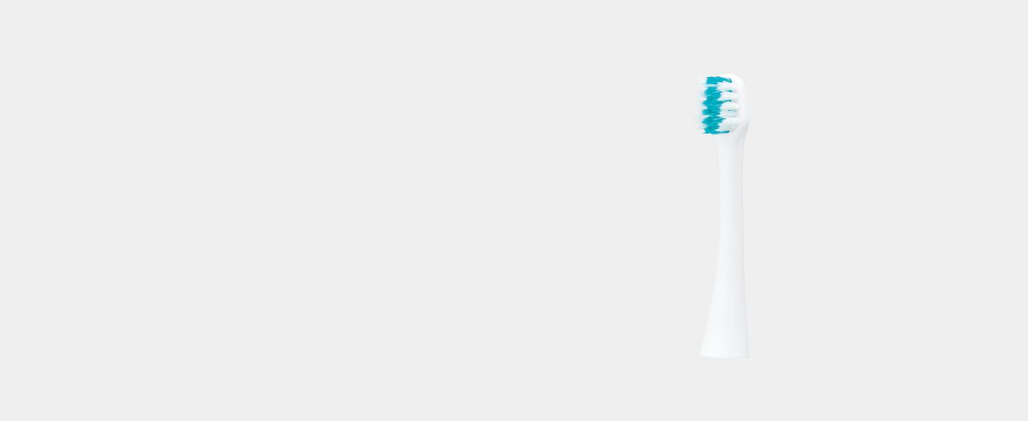 密集極細毛ブラシ  EW0914 届きにくい部分もブラシがしっかり届く 交換ブラシ 電動歯ブラシ 歯周病 歯周病の原因 オーラルケア 口腔 口臭 きれい 食べかす 細かい部分までしっかり届く