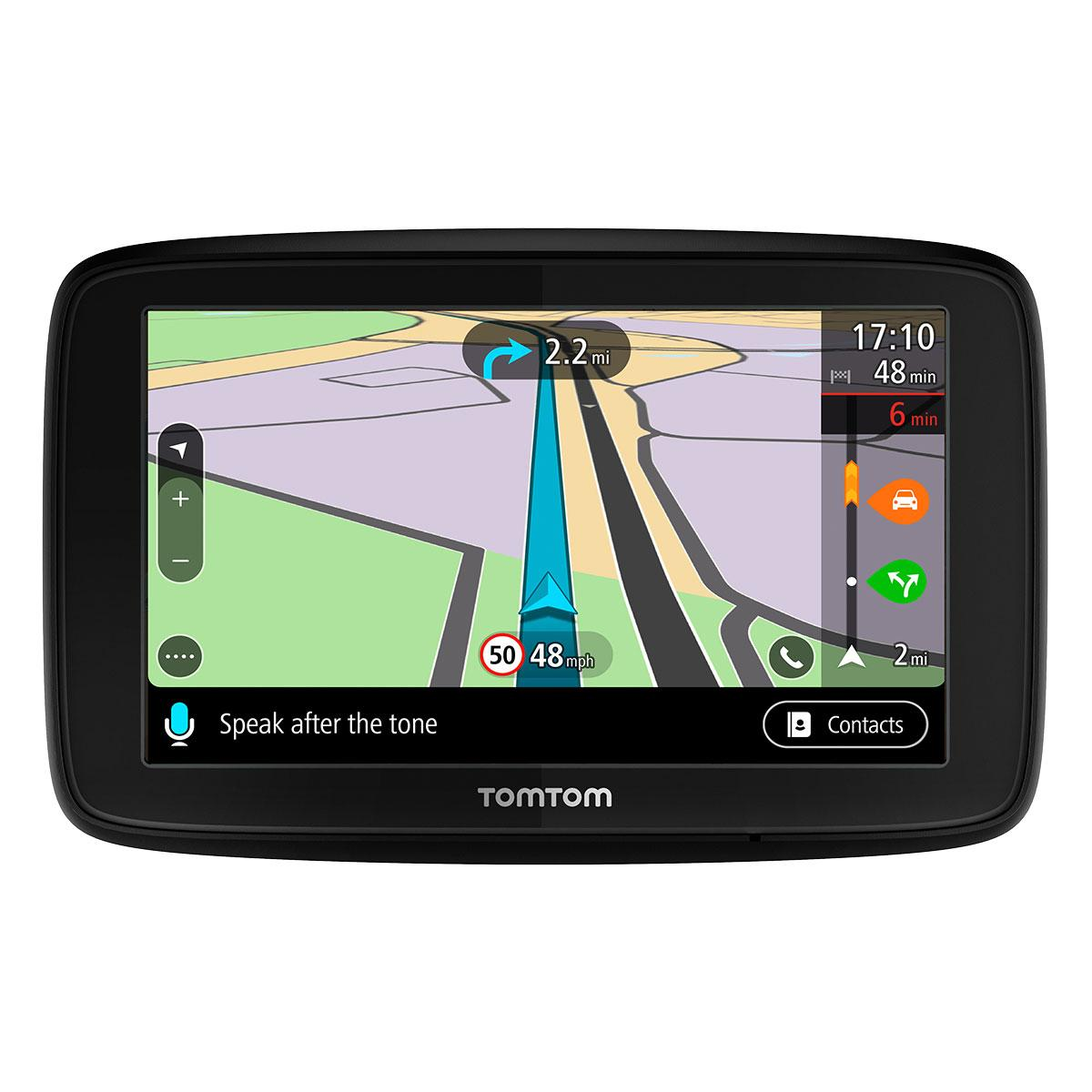 TomTom issues software fix for sat-nav bug